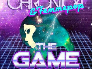 Femmepop Releases New Single 'The Game' on the 07/11/15.