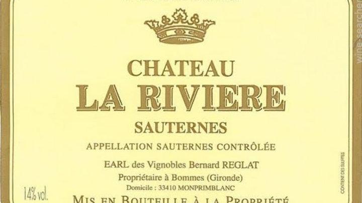 Château La Rivière Sauterne