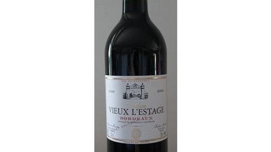 Vieux l'Estage Bordeaux 2018