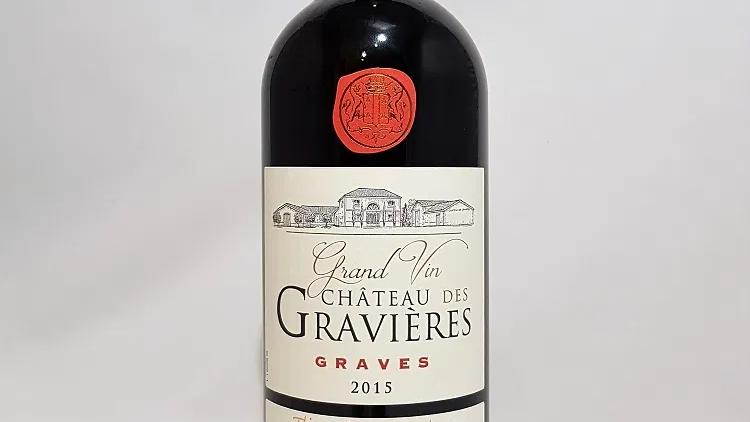 Château des Gravières Graves 2016