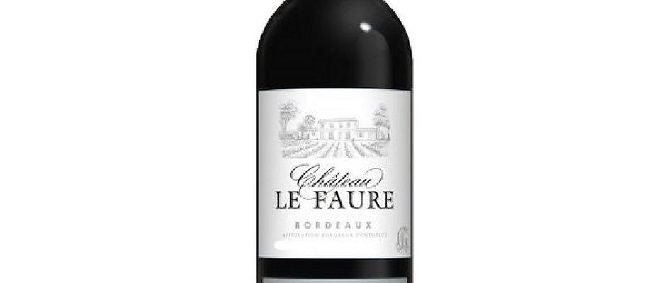 Le Faure Bordeaux 2018