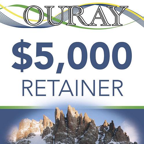 $5000 Retainer