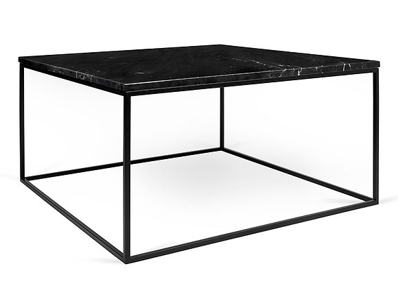 The Cubist Black Coffee Table