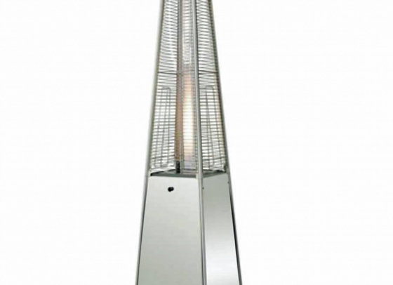 Pyramid Gas Heater