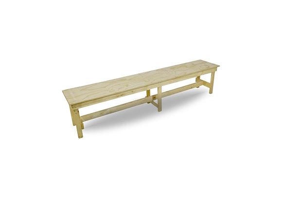 Natural Garden Bench