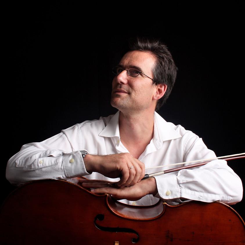 Hessequa Harmonie (Heidelberg)   RUPERT KLASSIEKE MUSIEKREEKS: Elgar tjello-konsert & Brahms Klarinet Trio