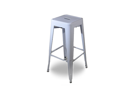 Tolix Bar Stool White