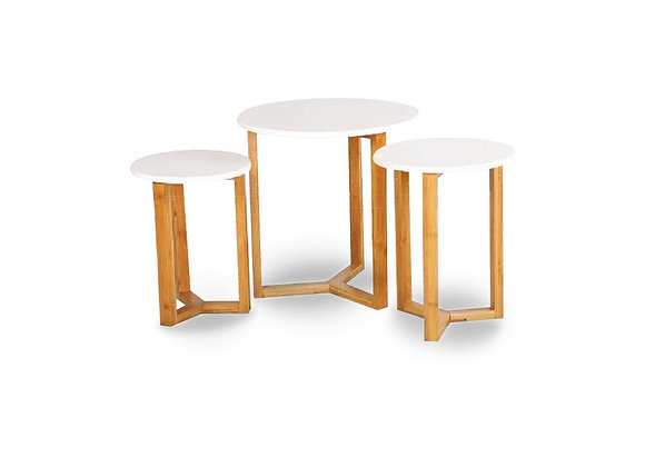 The Olson Side Table Set
