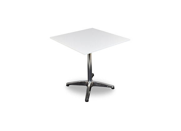 Cocktail Table Square White
