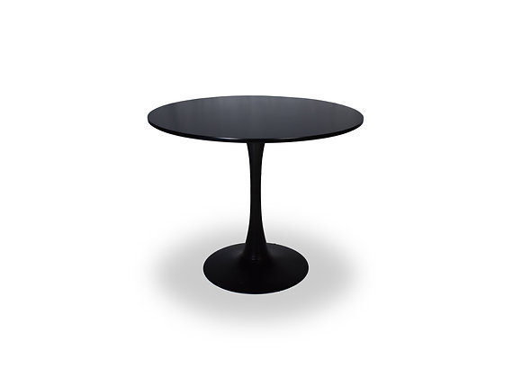 GDR Cafe Table - Black