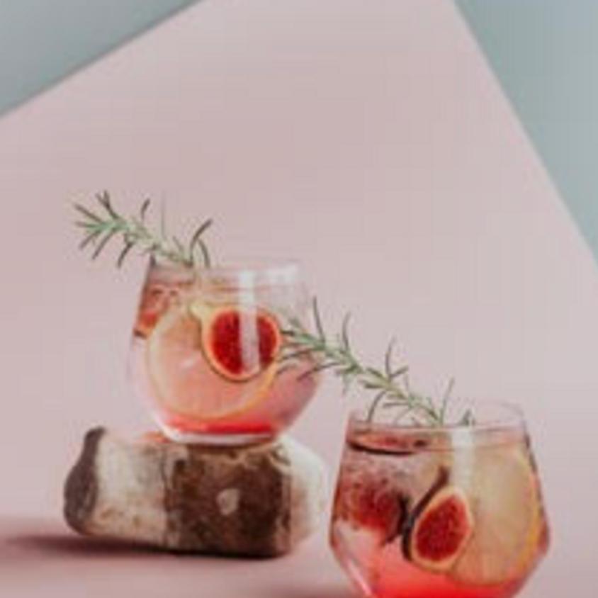 HESSEQUA HARMONIE Kuier & Kos: Gin & Kos Kombinasie