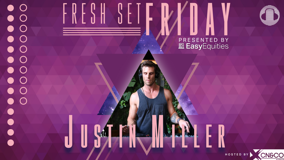 Fresh Set Friday with Justin Miller