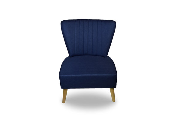 The Blue Madrid Chair