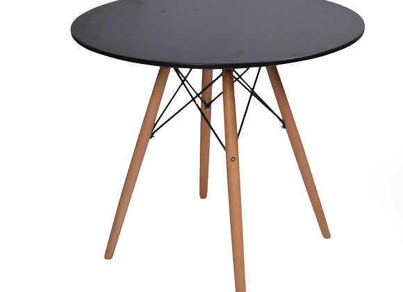 Eames Cafe Table - Black