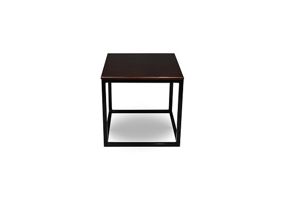 The Black Titan Side Table