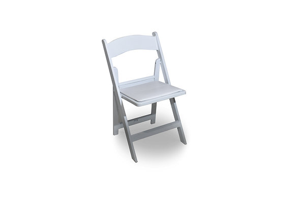 White Wimbeldon Chair