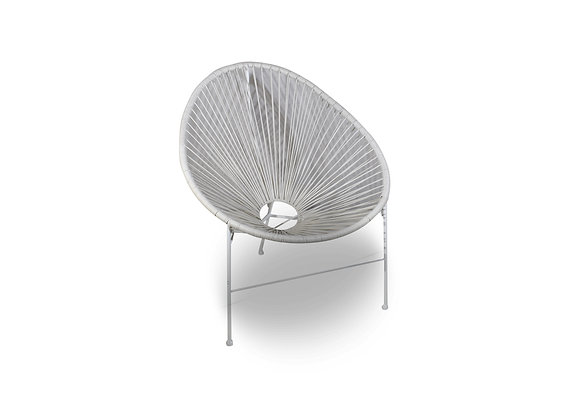 The Acapulco White Chair