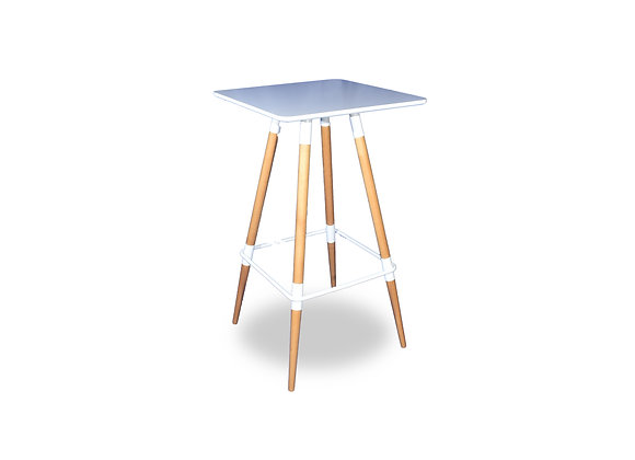 Eames Cocktail Table - White