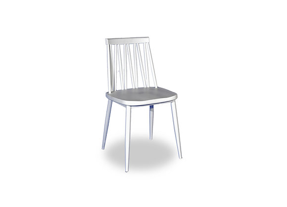 Dilano Cafe Chair - White