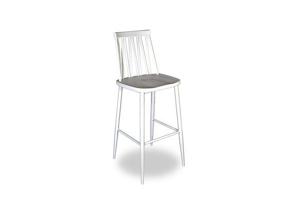 Dilano Bar Stool - White