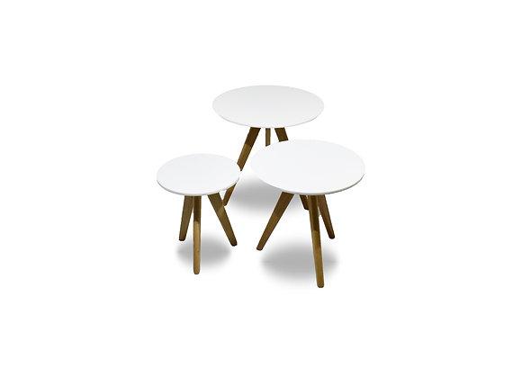 The Stockholm Side Table Set