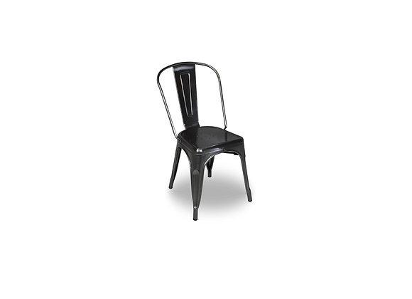 Silver Zavier Cafe Chair
