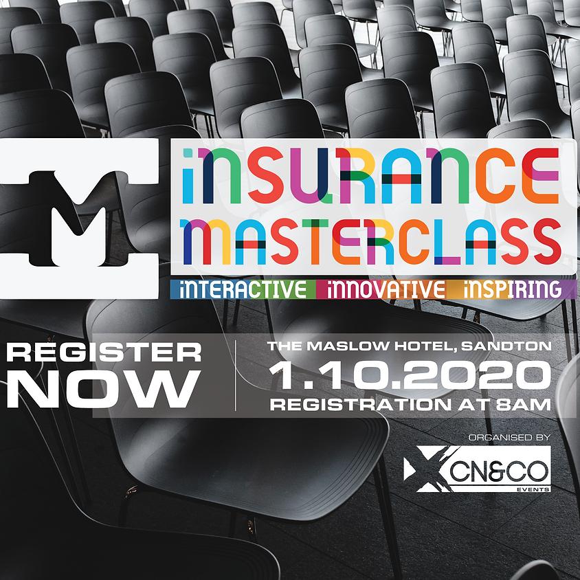 Insurance Master Class - R2450 p.p Excl VAT