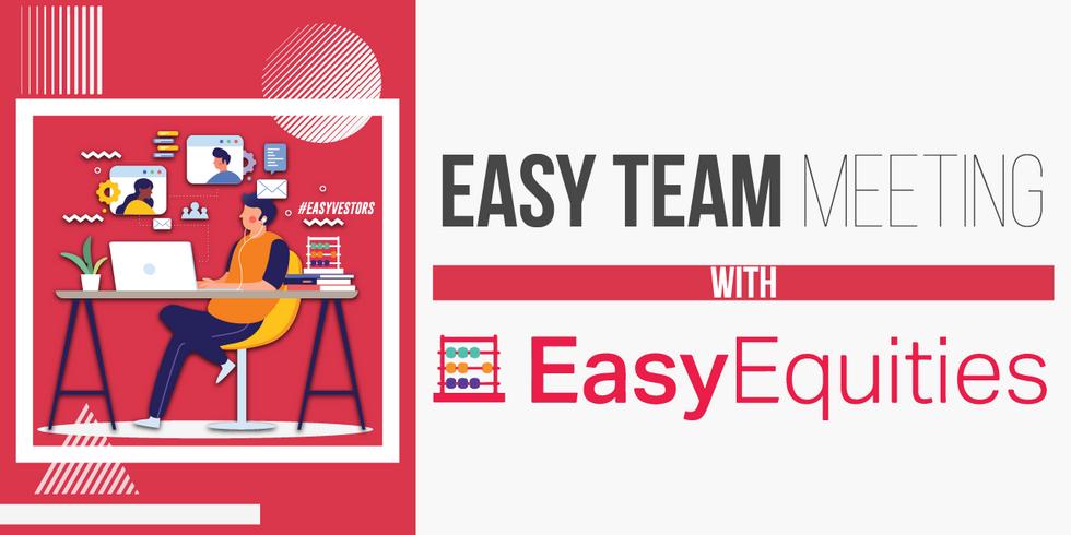 Easy Equities Team Meeting