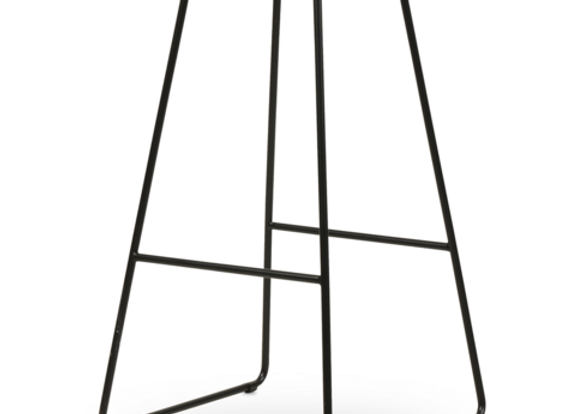 Lola Bar Stool - Black