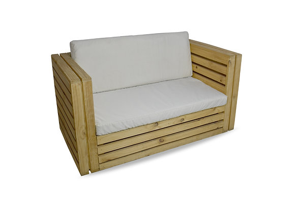 Pallet Double Couch