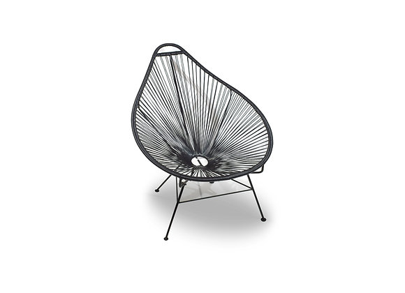 The Acapulco Black Chair