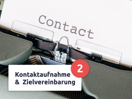 Kooperationsroadmap Part 2: Kontaktaufnahme und gemeinsame Zielvereinbarung