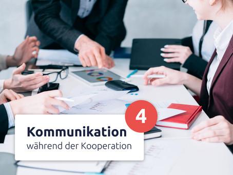 Kooperationsroadmap Part 4: Kommunikation