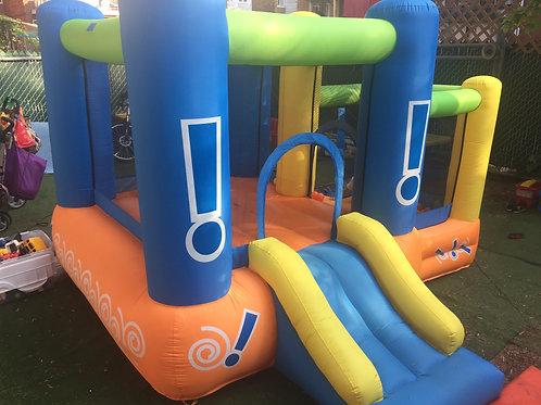 little bouncy