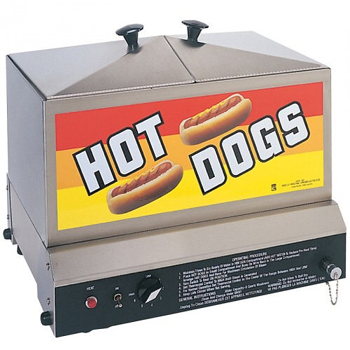 Machine à hot-dogs