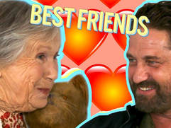 Tea Time with Nan with Gerard Butler | The Hook