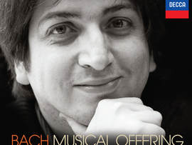 Bach Musical Offering | Ramin Bahrami