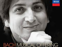 Bach Musical Offering | Ramin Bahrami