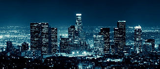 Downtown-Los-Angeles-skyline-at-night-%C