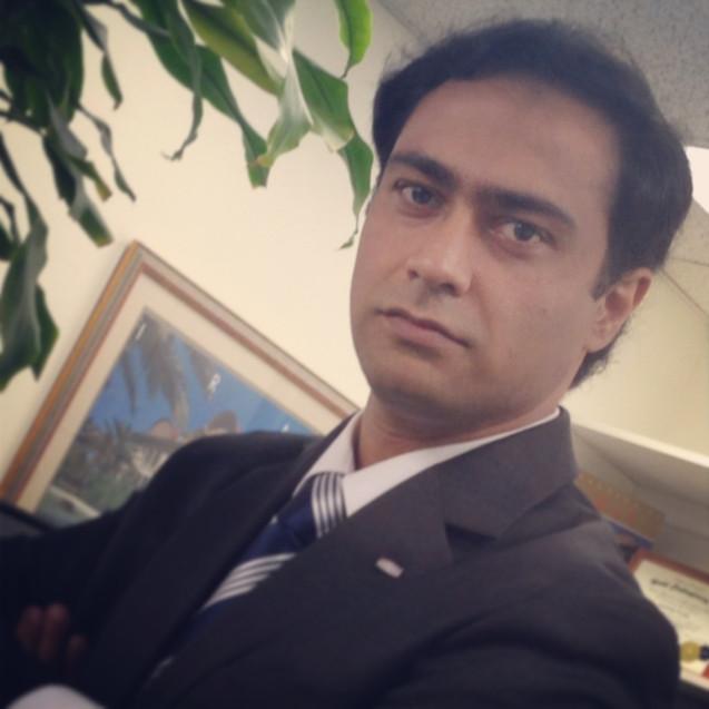 Mehdi Aghazamani