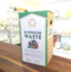 TerraCycle Box at eco+amour | zero waste Toronto