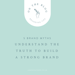 Understand the truth behind 5 brand misconceptions to build a successful business!
