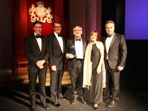 James Fine reçoit le prix Lifetime Achievement Award