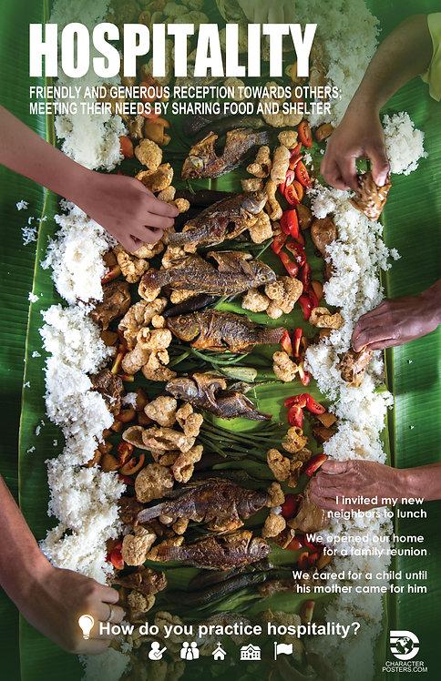 Asian 40 Examples - Hospitality