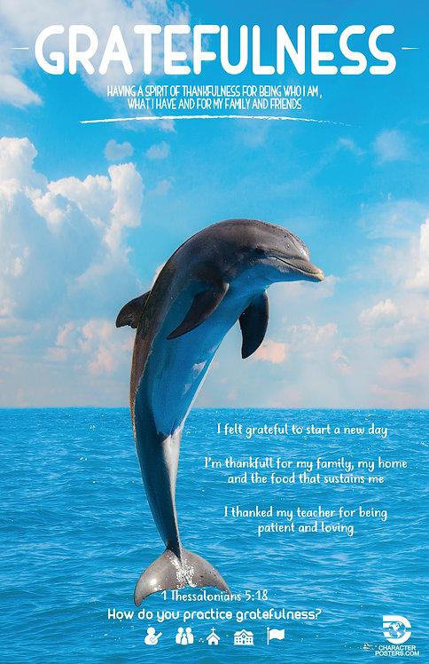 Animals Examples & Bible Verse - Gratefulness