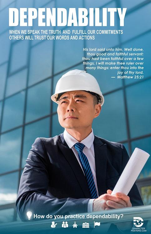 Asian 40 KJV - Dependability