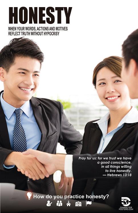 Asian 40 KJV - Honesty