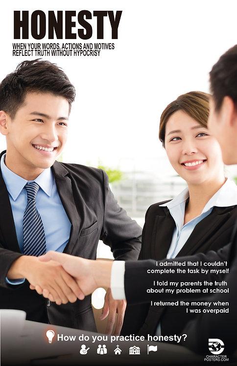 Asian 40 Examples - Honesty