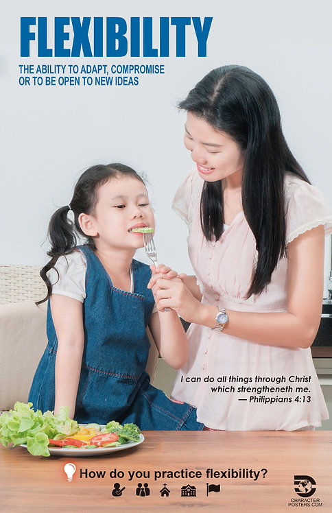 Asian 40 KJV - Flexibility
