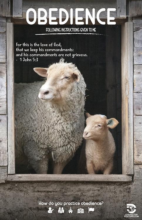 Animals KJV - Obedience